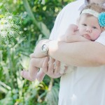 Tampa Infant Photographer | Kallie's 3 month session | Tampa Wedding Photographer Kristen Marie Photography