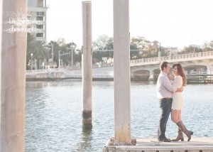 Tampa Engagement Photographer RiverWalk 6