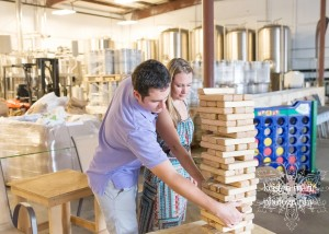 Brewery Engagement Session 18