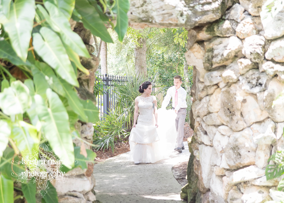 Hollis Garden Lakeland Wedding | Tampa, Virginia, And Destination ...