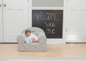 Tampa Lifestyle Newborn Photographer