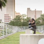 Curtis Hixon Park Tampa Engagement Session | Tavoris & Yolonda | Tampa Wedding Photographer Kristen Marie Photography