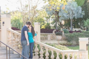 Hollis Gardens Lakeland Engagement Session