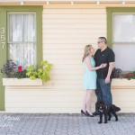 Dunedin Engagement Session | Carina and Itan | Tampa Wedding Photographer Kristen Marie Photography