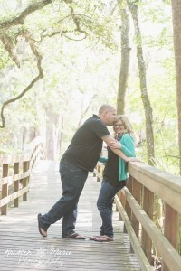 Hillsborough River State Park Couples Session 1