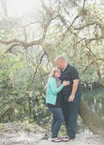 Hillsborough River State Park Couples Session 11