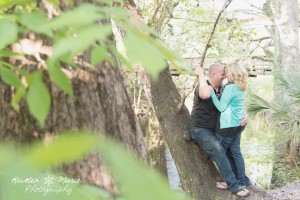 Hillsborough River State Park Couples Session 13