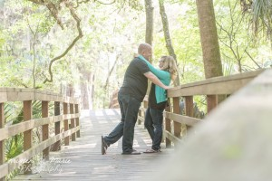 Hillsborough River State Park Couples Session 2