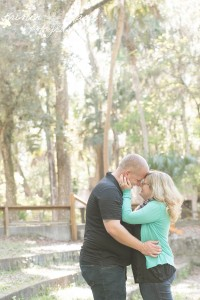 Hillsborough River State Park Couples Session 8