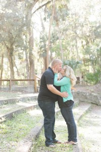 Hillsborough River State Park Couples Session 9