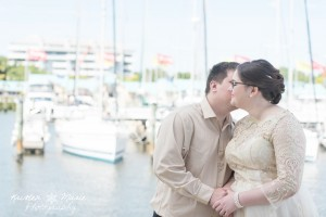Downtown Palmetto Wedding