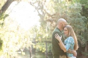 Hillsborough River State Park Engagement Session 11