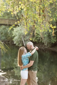 Hillsborough River State Park Engagement Session 12