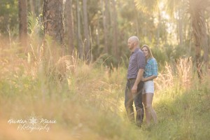 Hillsborough River State Park Engagement Session 15
