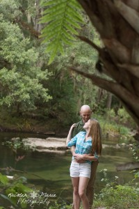 Hillsborough River State Park Engagement Session 9
