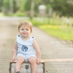Tampa Lifestyle Photography Session | Bennett Turns 1 | Tampa Wedding Photographer Kristen Marie Photography