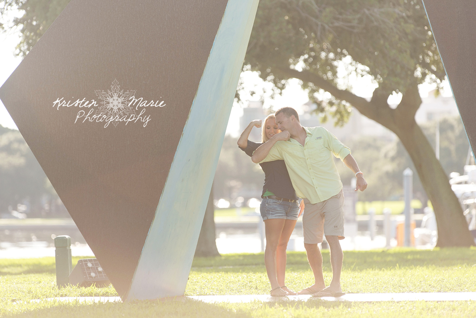Downtown St Pete Engagement Session 10