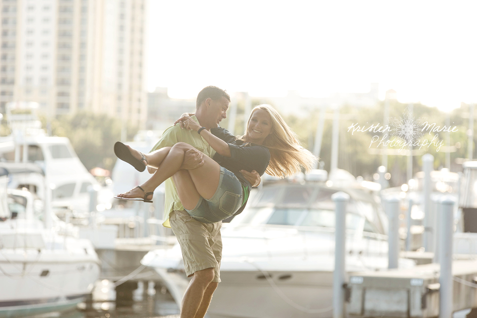 Downtown St Pete Engagement Session 11