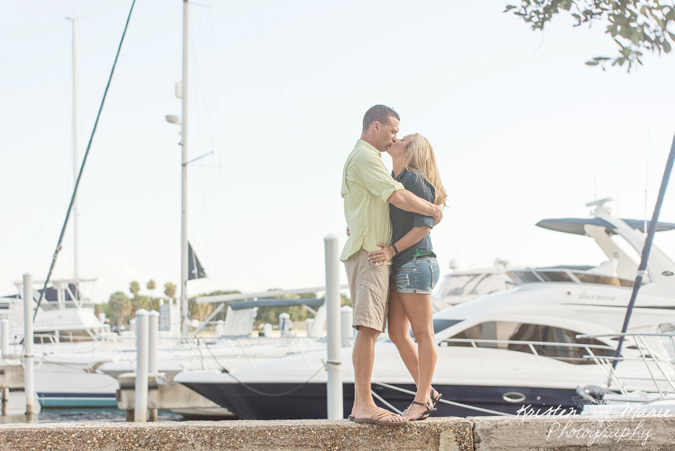 Downtown St Pete Engagement Session 12
