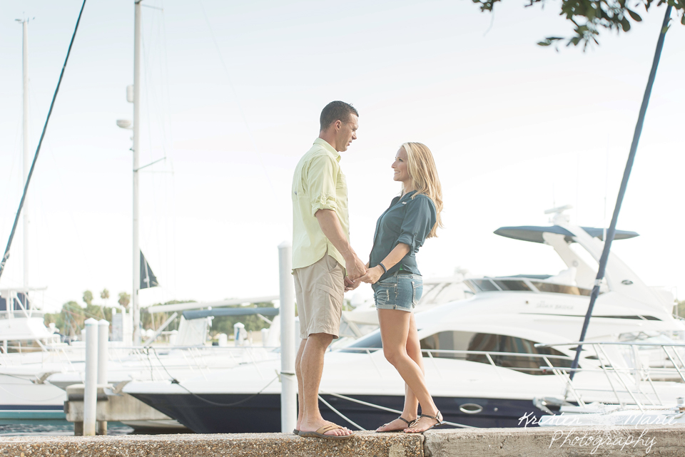 Downtown St Pete Engagement