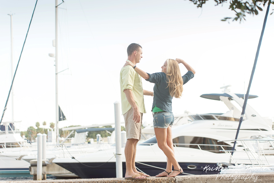 Downtown St Pete Engagement Session 15