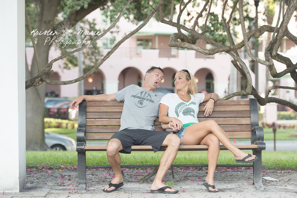 Downtown St Pete Engagement Session 17
