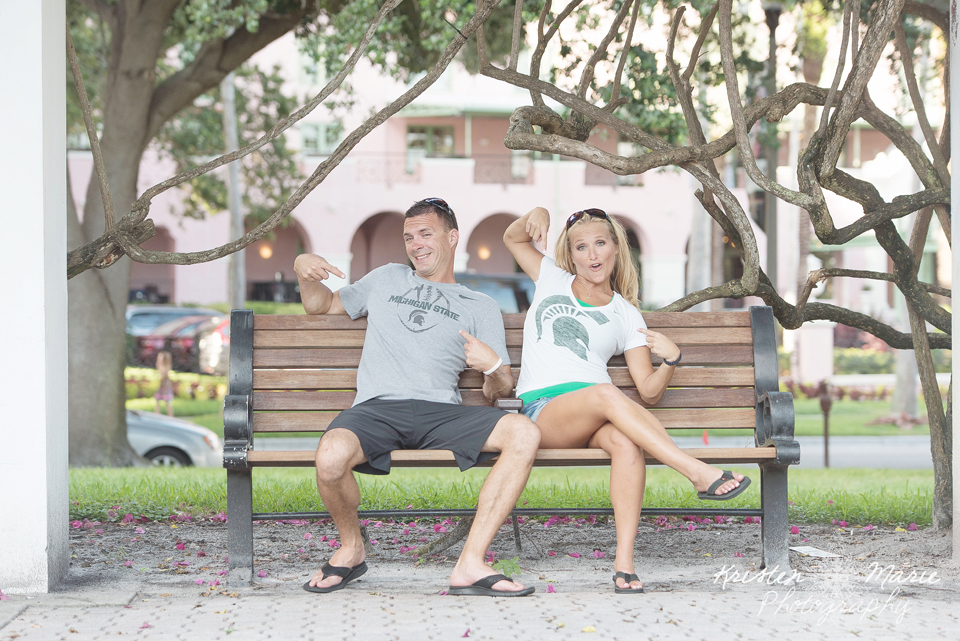 Downtown St Pete Engagement Session 18