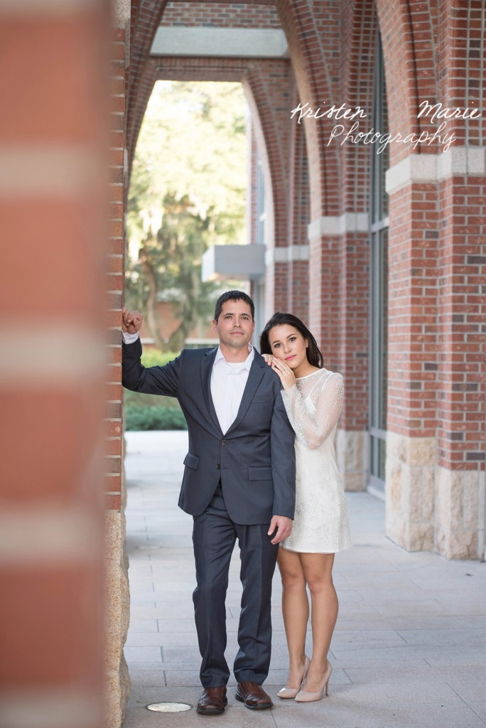 Tampa University of Tampa Engagement Sessions 11
