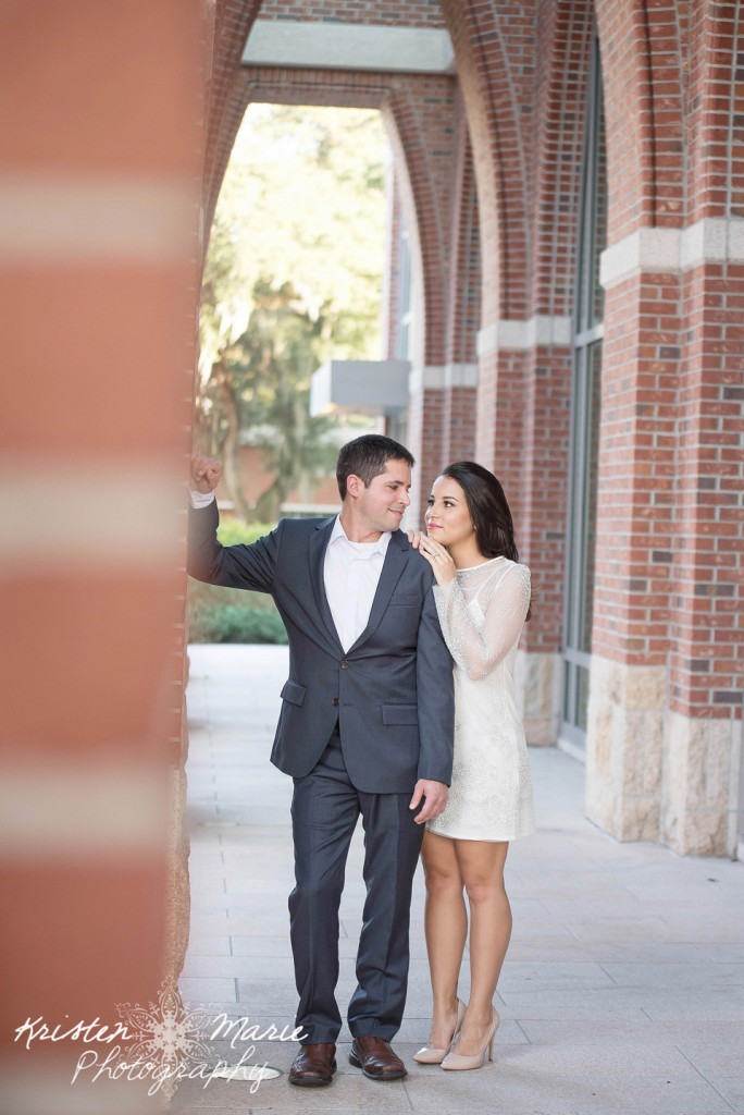 Tampa University of Tampa Engagement Sessions 12