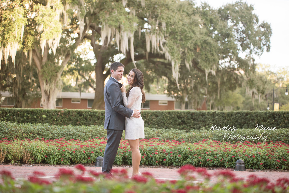 Tampa University of Tampa Engagement Sessions 14