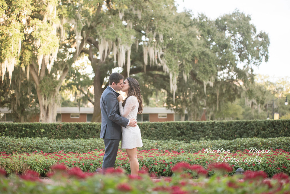 Tampa University of Tampa Engagement Sessions 15