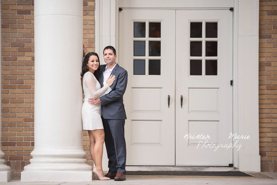 Tampa University of Tampa Engagement Sessions 17