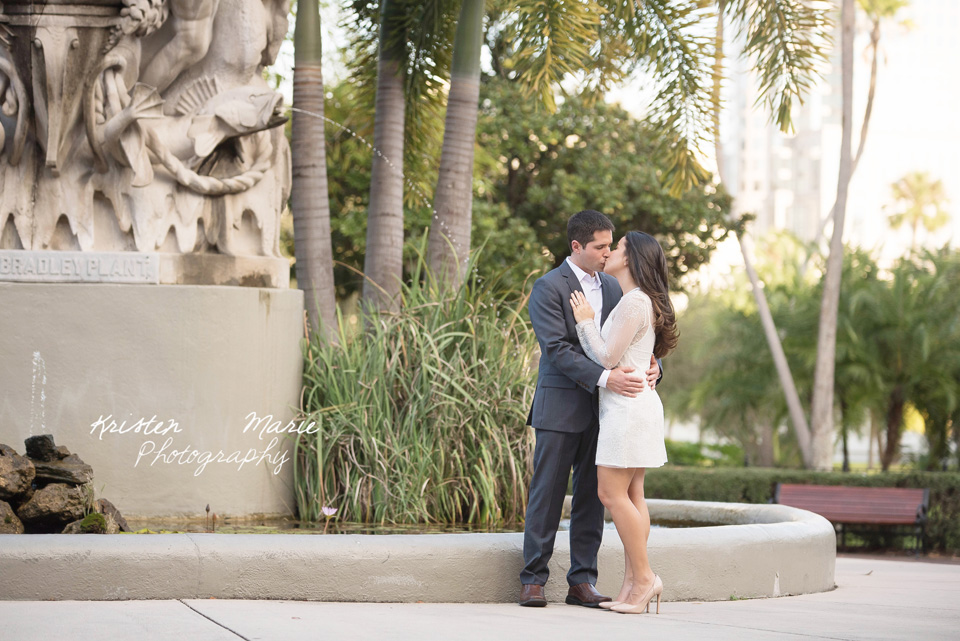 Tampa University of Tampa Engagement Sessions 18