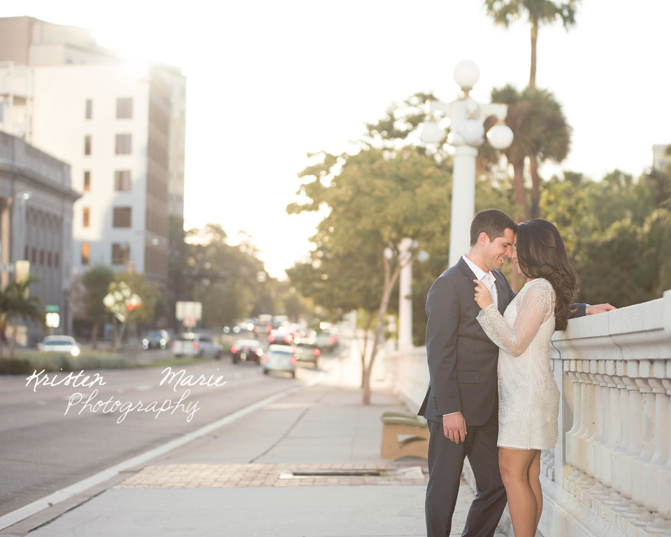 Tampa University of Tampa Engagement Sessions 20
