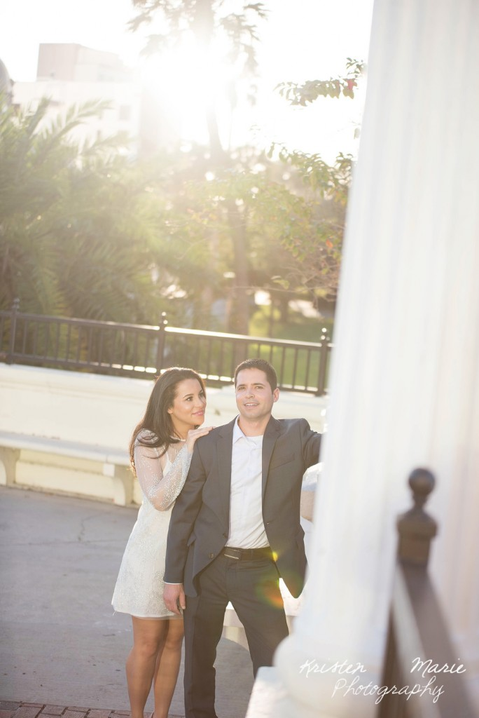 Tampa University of Tampa Engagement Sessions 22
