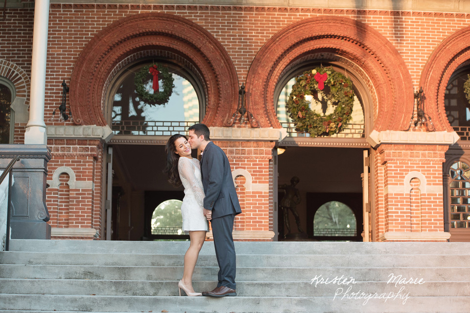 Tampa University of Tampa Engagement Sessions 23