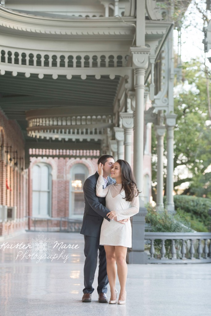 Tampa University of Tampa Engagement Sessions 5
