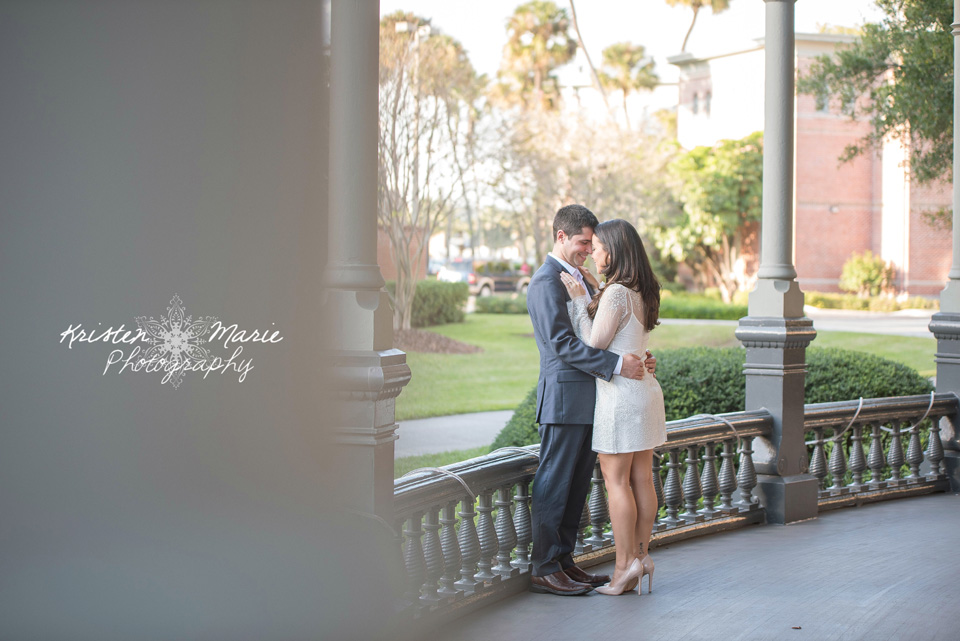 Tampa University of Tampa Engagement Sessions 7