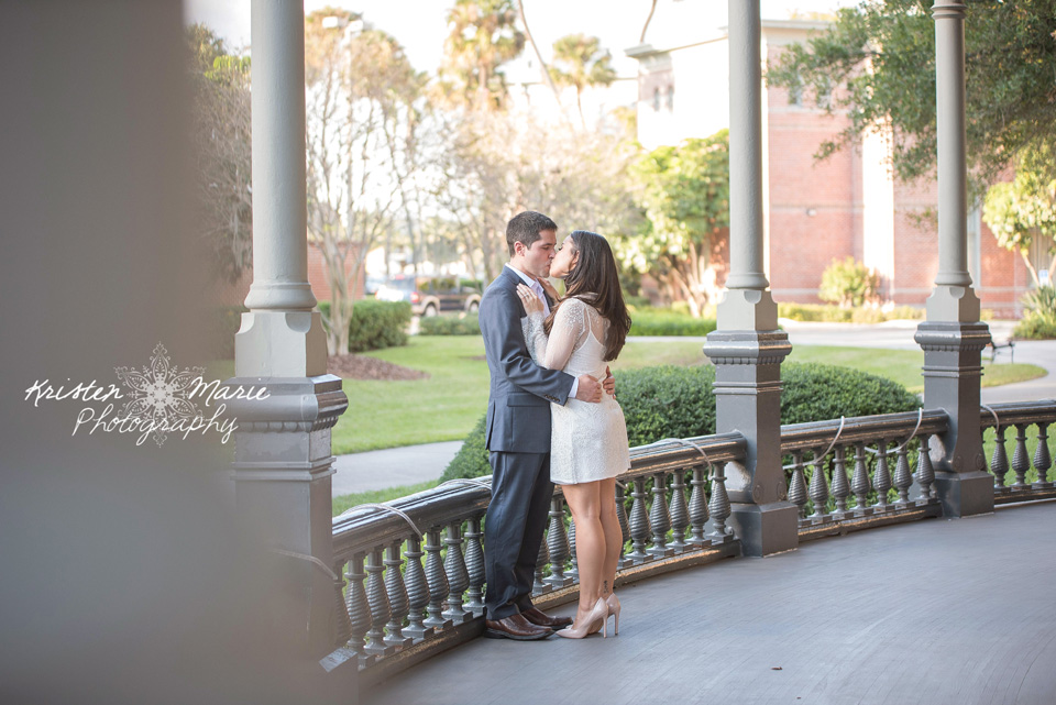 Tampa University of Tampa Engagement Sessions 8