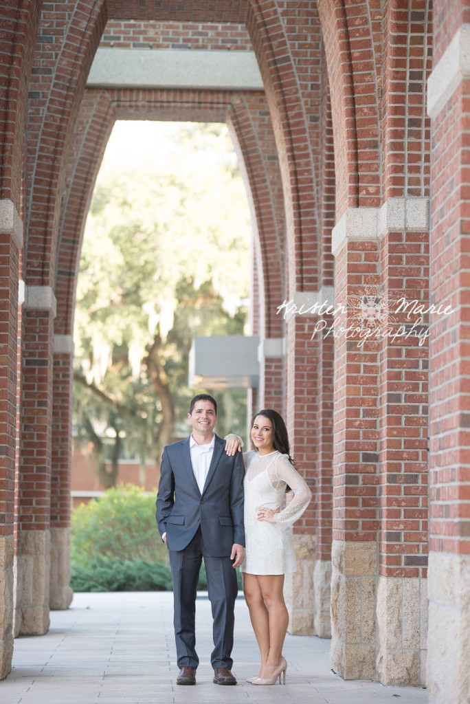 Tampa University of Tampa Engagement Sessions 9