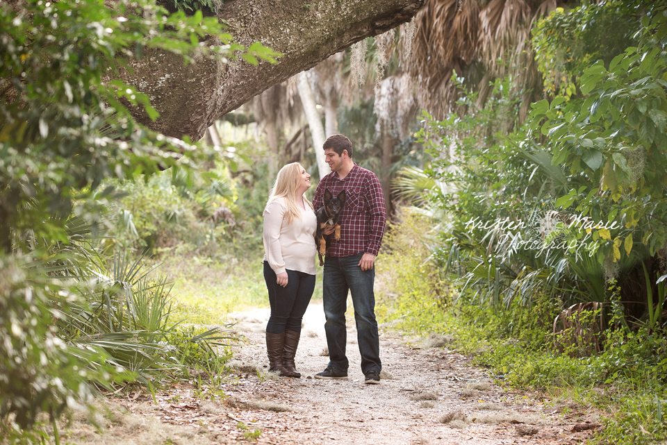 Safety Harbor Engagement Session 1