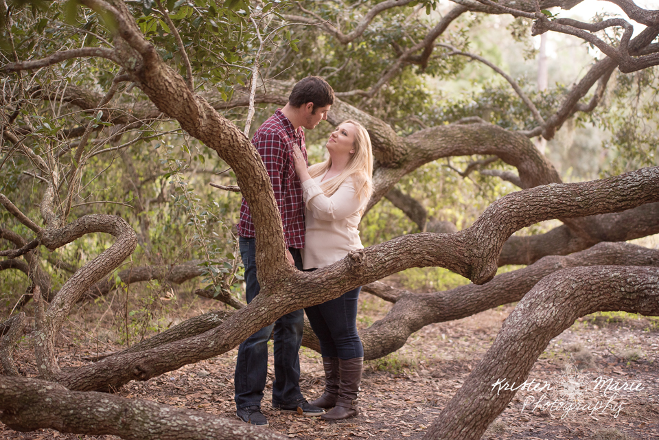Safety Harbor Engagement Session 15
