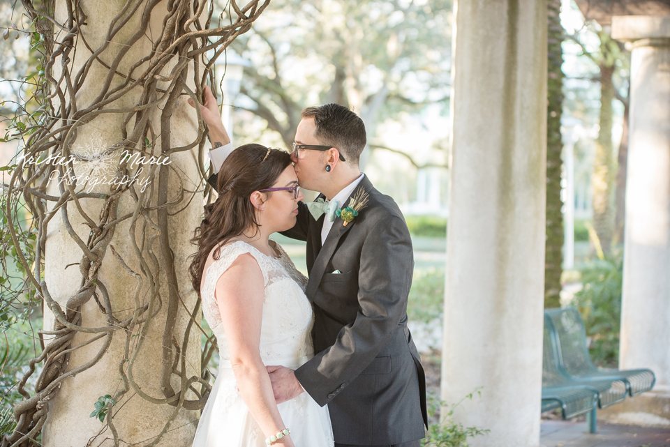 ... USF Botanical Gardens Wedding ...