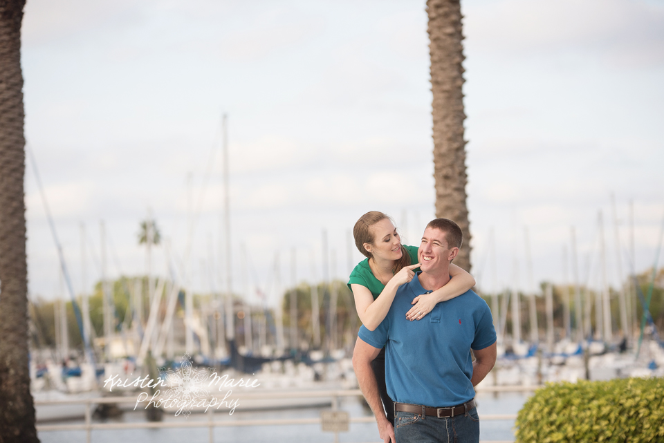Downtown St Pete Engagement session 19