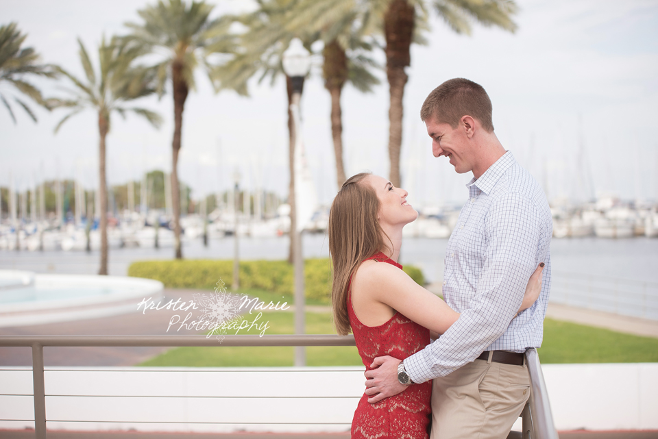 Downtown St Pete Engagement session 4