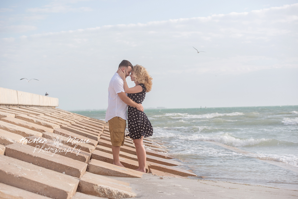 Fort Desoto Park Engagement 1