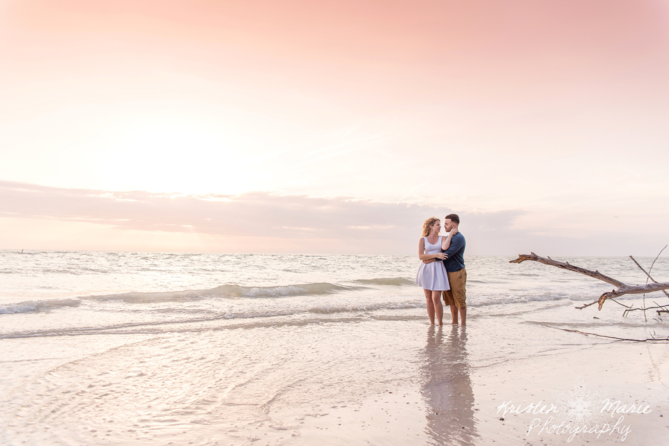 Fort Desoto Park Engagement 14
