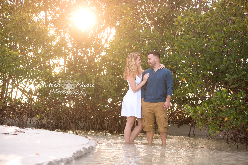 Fort Desoto Park Engagement 8