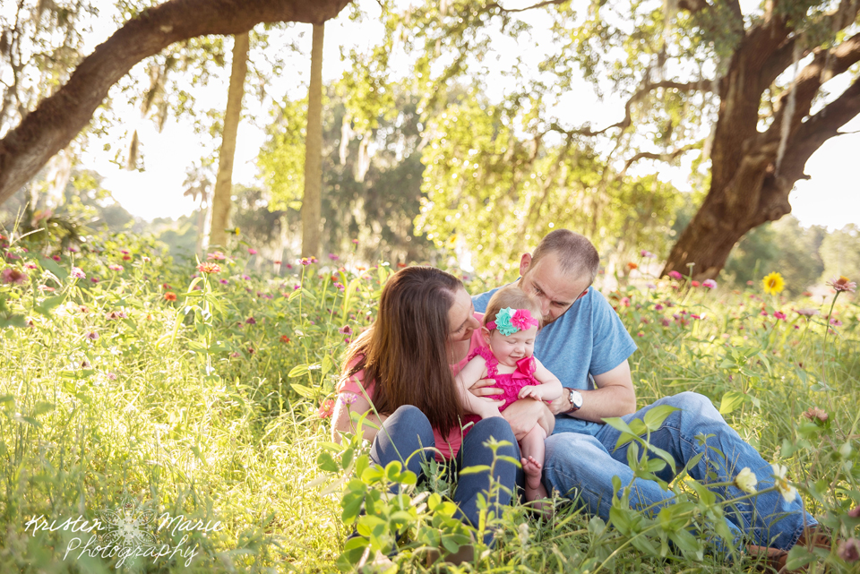 Avery Sunflower & Wildflower Plant City Session 18