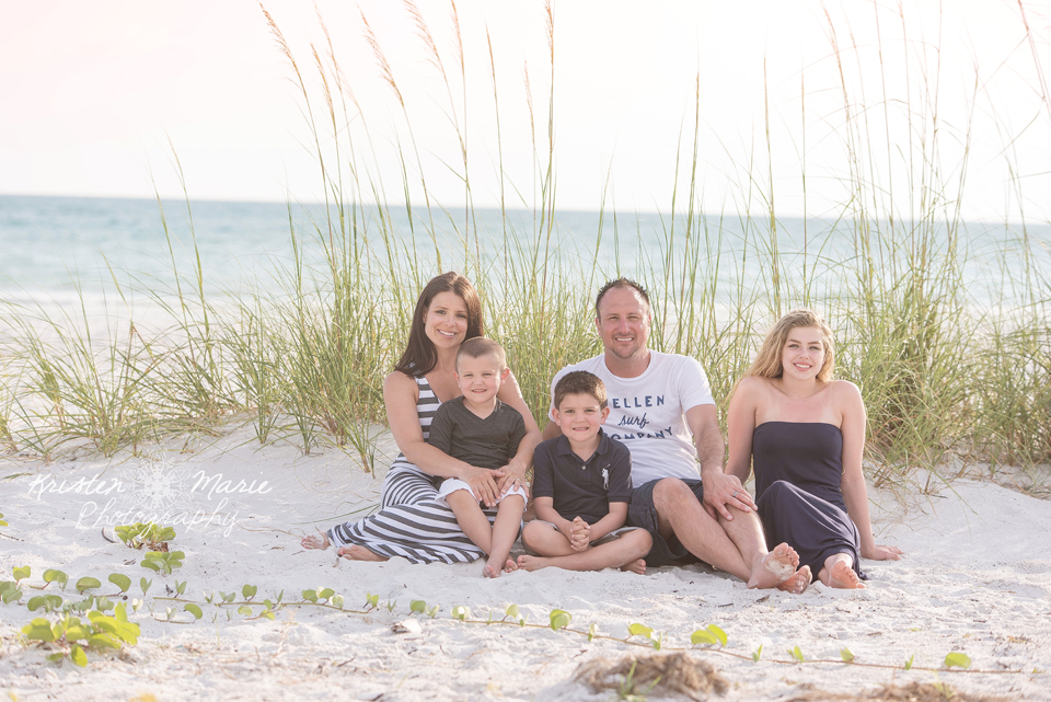 Anna Maria Island Family Session